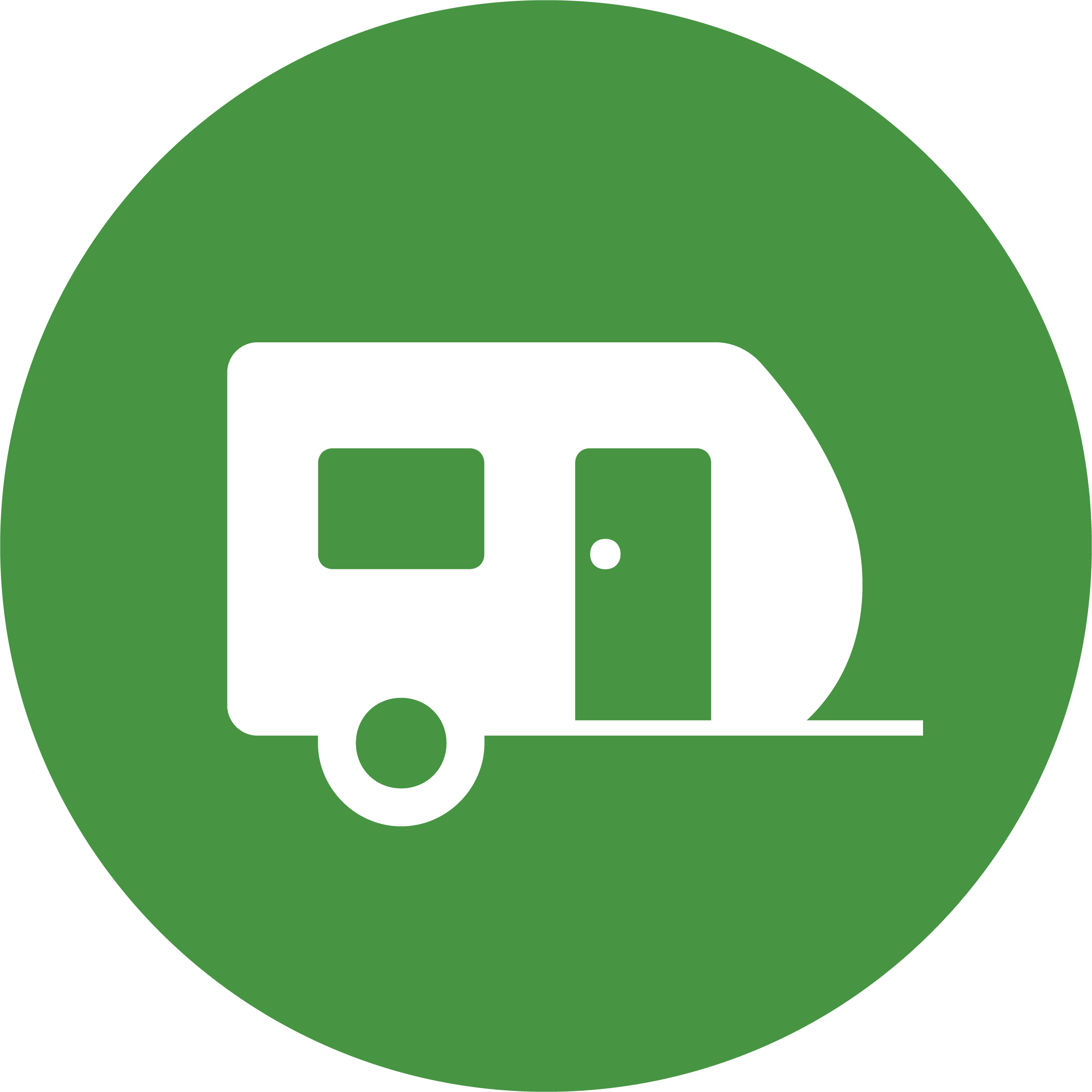 Caravan Storage Icon | Redland City Storage