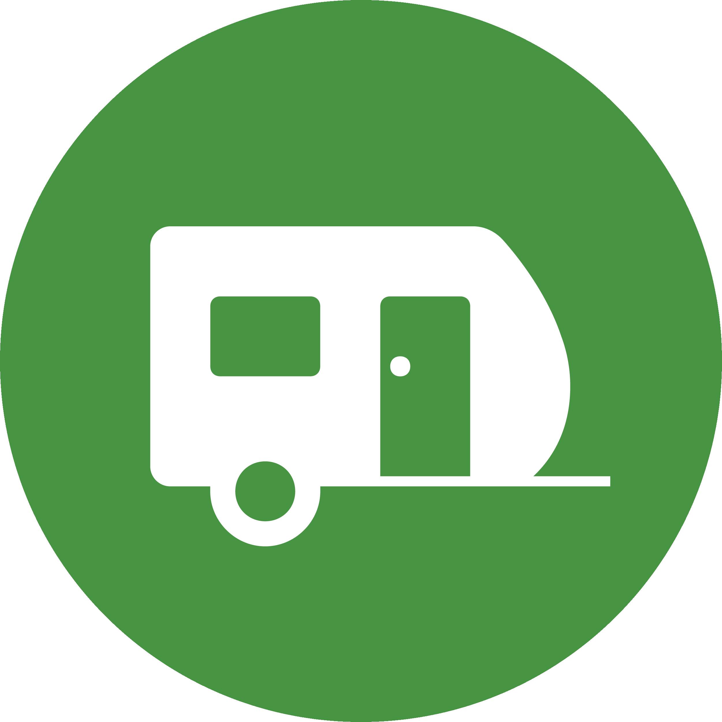 Caravan Storage Icon | Redland City Storage