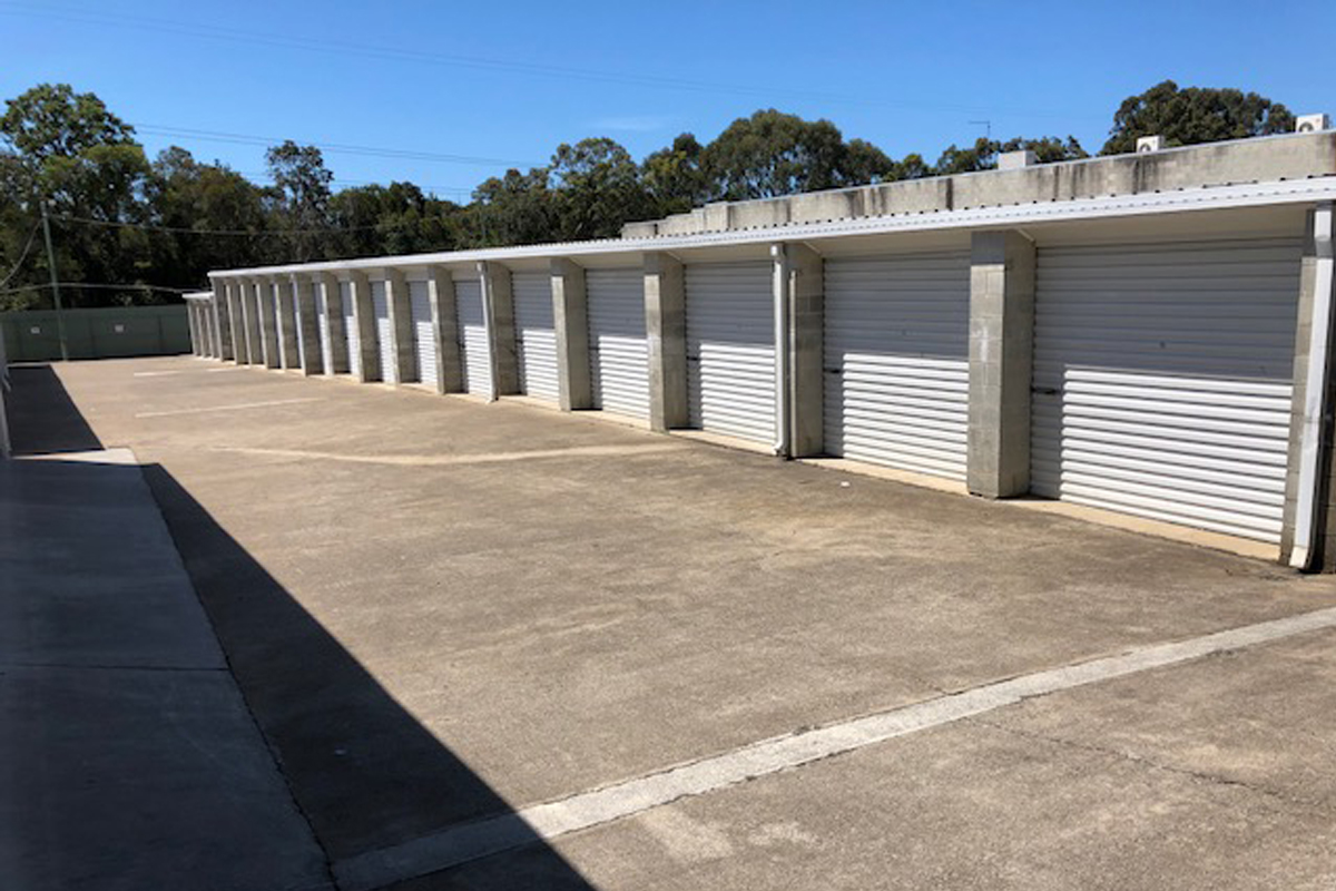 Cleveland Self Storage Facility | Redland City Storage