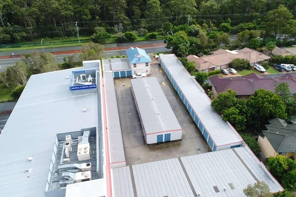 Victoria Point Self Storage Facility | Redland City Storage