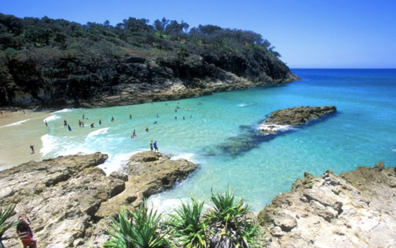 North Stradbroke Island Beaches