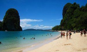 Sihanoukville beach, Cambodia