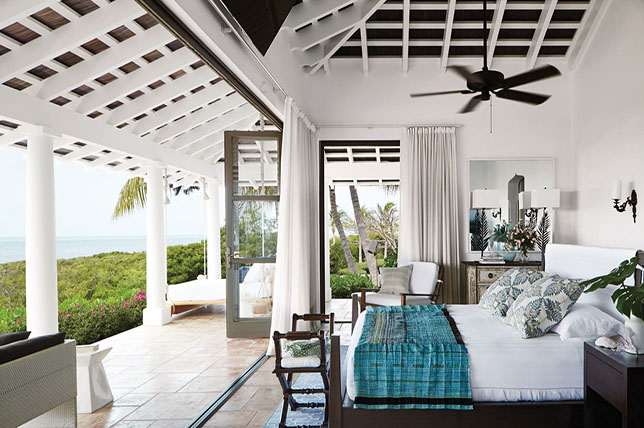 coastal themed interior design